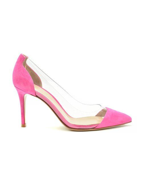 Gianvito Rossi Pumps in het Pink