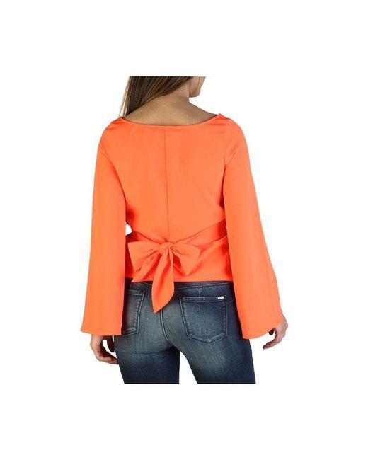 3Gyh05_Ynu8Z Naranja Armani Exchange de color Orange