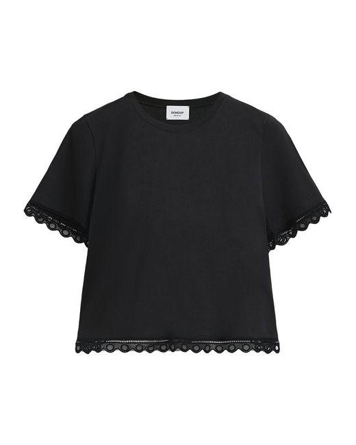 T-shirt di Dondup in Black