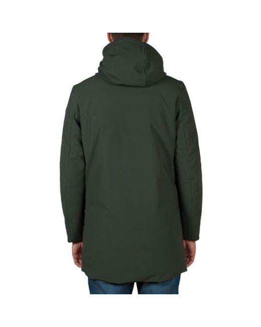 Abrigo Verde Rrd de hombre de color Green