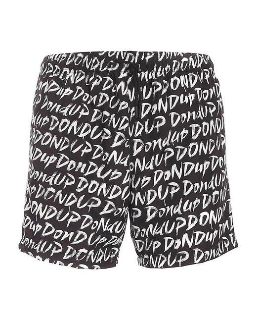 Dondup Beachwear in het Black voor heren