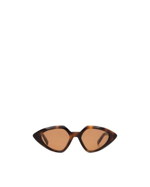 Sportmax Sm0005 52e Sunglasses in het Brown