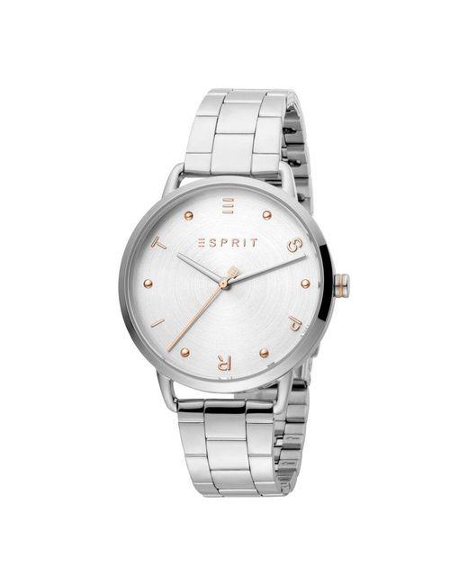 Esprit Watch Ur - Es1l173m0055 in het Gray