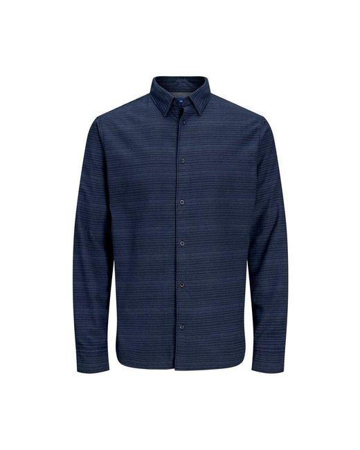 Jack & Jones Overhemd Geruit in het Blue voor heren