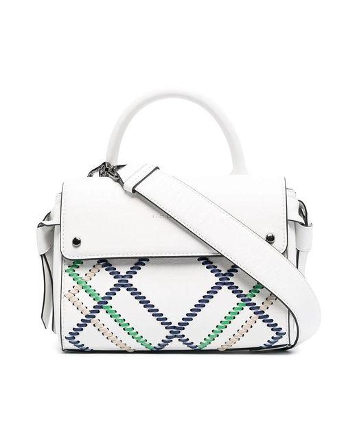 Bag di Karl Lagerfeld in White