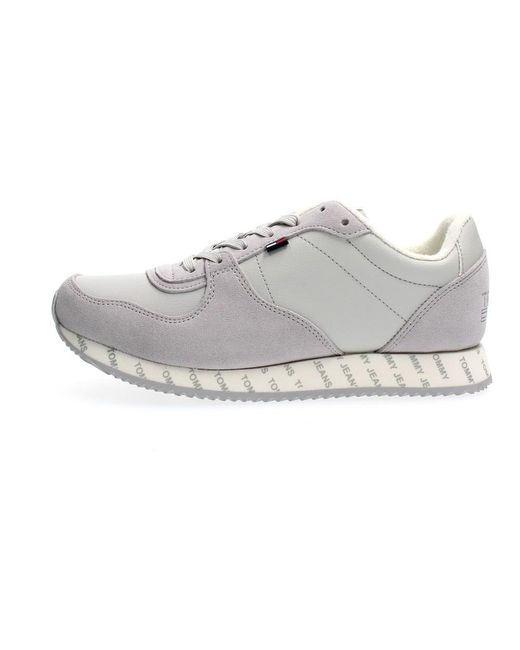 En0En00394 Baskets Tommy Hilfiger en coloris Gray