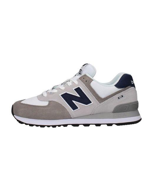 New Balance Ml574eag Sneakers in het Gray voor heren