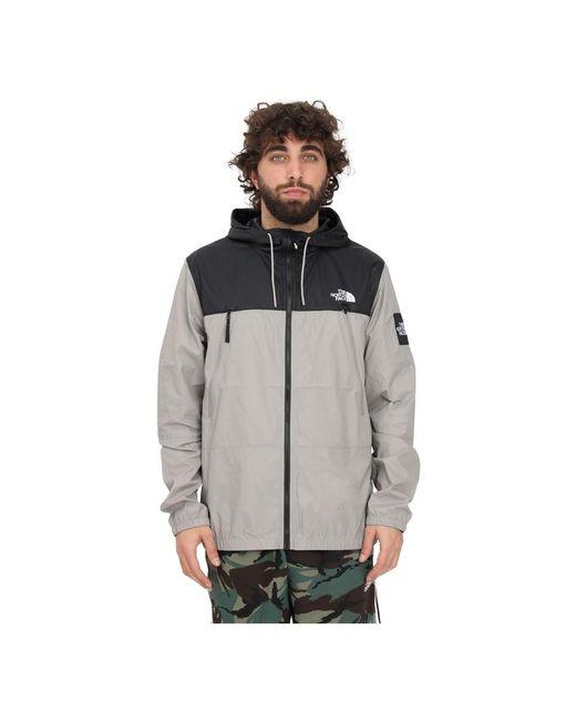 The North Face Jacket in het Gray voor heren