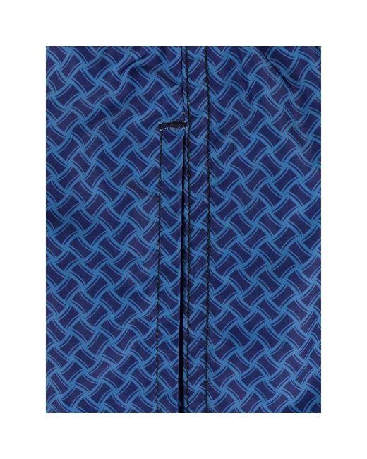 Swim Shorts Azul Drumohr de hombre de color Blue
