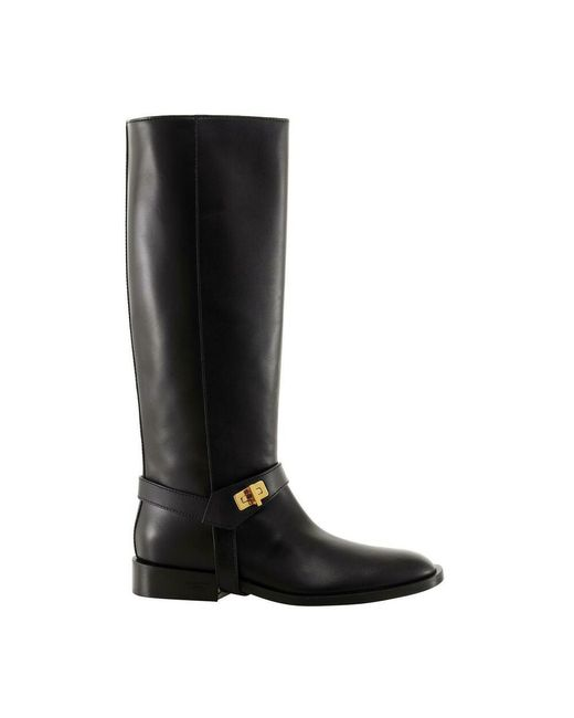 Givenchy Laarzen in het Black