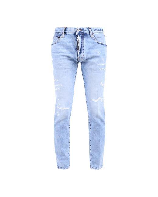 DSquared² Skater Denim Jeans in het Blue voor heren
