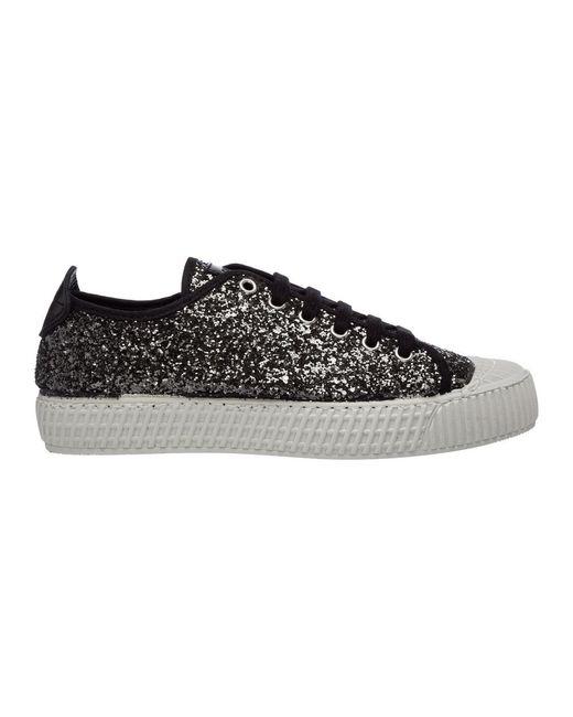 Car Shoe Sneakers in het Black