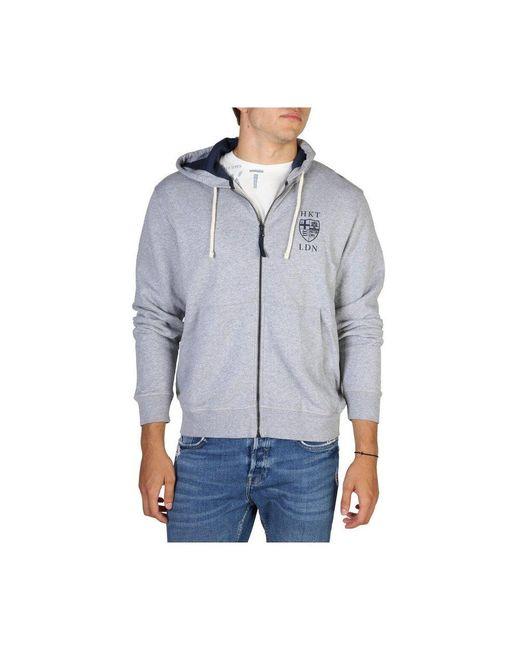 Hackett Sweatshirt in het Gray voor heren