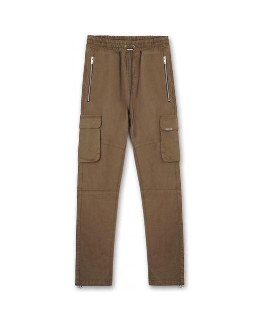Represent Straight Military Pant in het Brown voor heren