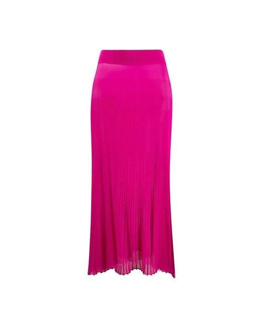Jacquemus Skirt in het Pink