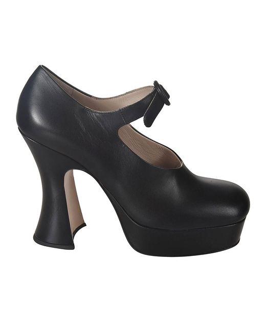 Miu Miu Shoes in het Black