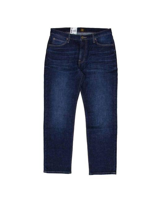 Lee Jeans Jeans Morton Deep Kansas in het Blue voor heren