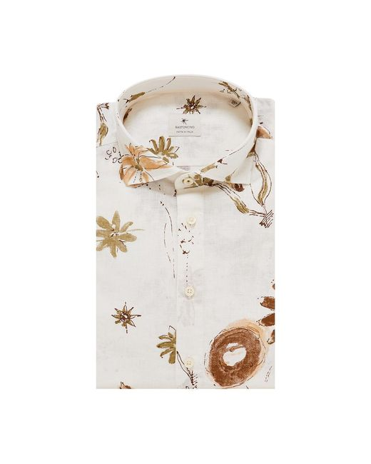 Sonrisa Shirt in het White voor heren