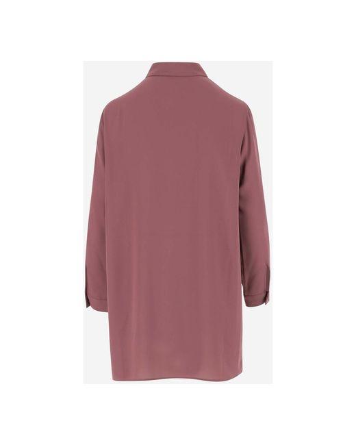Shirt Rosa Gianluca Capannolo de color Pink