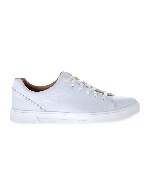 Clarks Sneakers in White für Herren