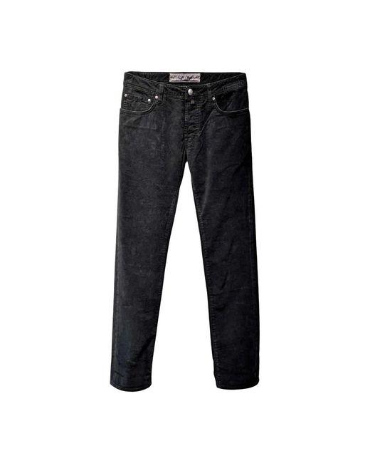 Jacob Cohen Jeans in het Black voor heren