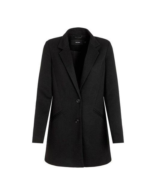 Vero Moda Jas Elegante in het Black