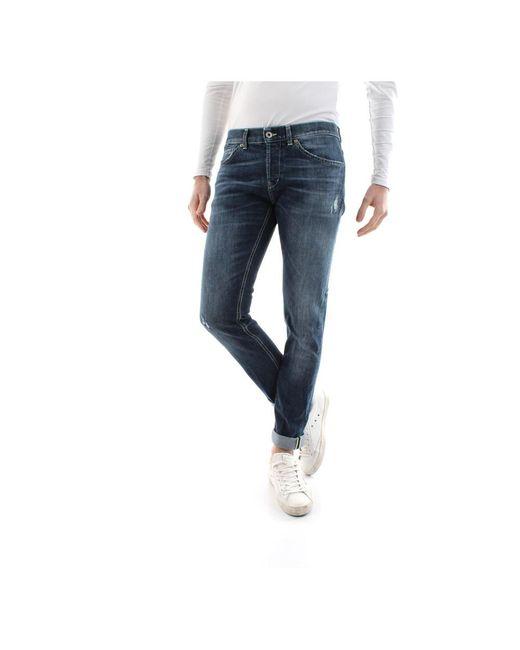 Dondup George Ay2 Jeans in het Blue voor heren