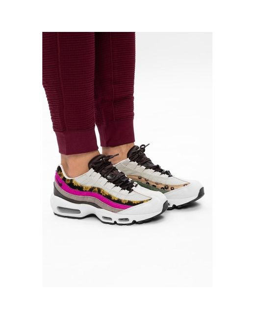 Baskets 'Air Max 95 Premium' Dentelle Nike pour homme - Lyst