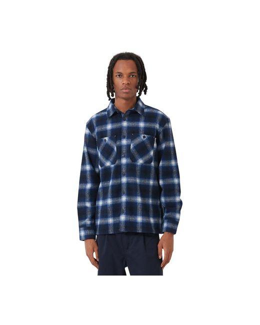 Shirt di Carhartt WIP in Blue da Uomo