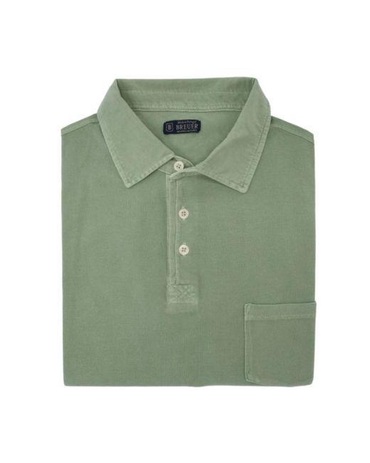 Breuer Polo in het Green voor heren