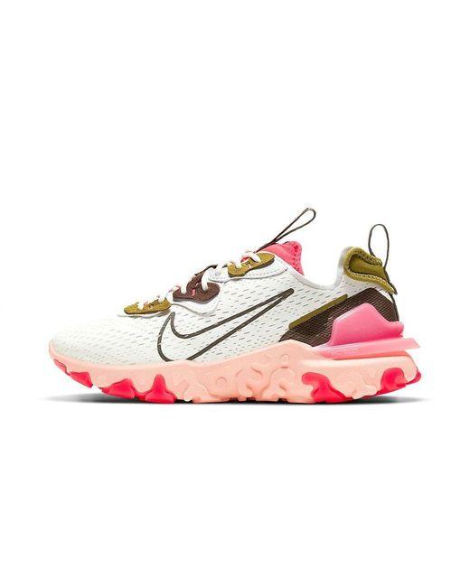 Nike Sneakers React Vision Ci7523 102 in het White