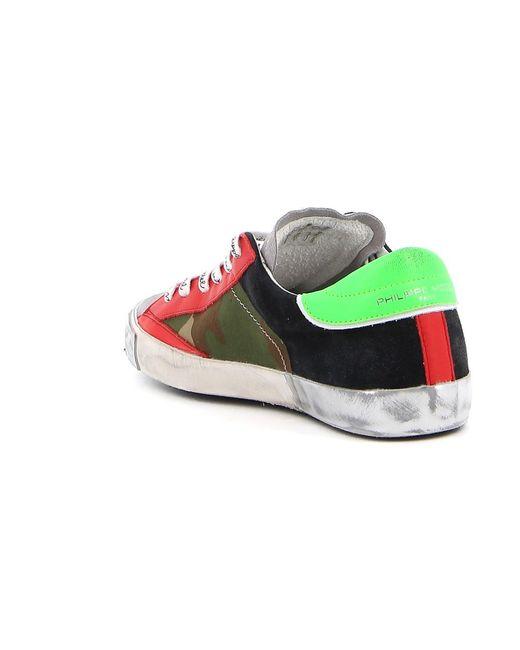 Sneakers Philippe Model pour homme en coloris Black