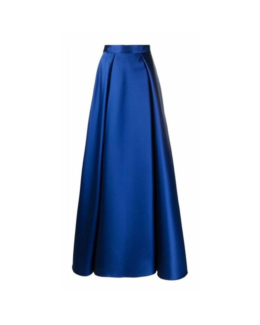 Alberta Ferretti Skirt in het Blue