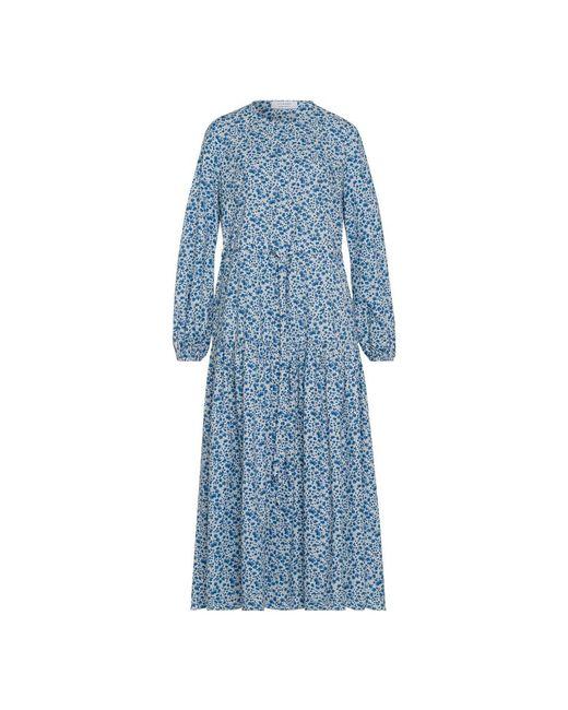 IVY & OAK Ortensia Dress in het Blue