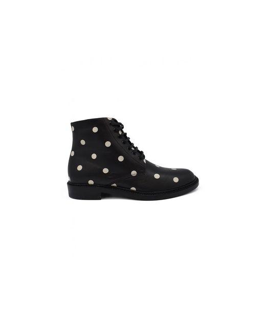 Saint Laurent Lolita 20 Laarzen in het Black
