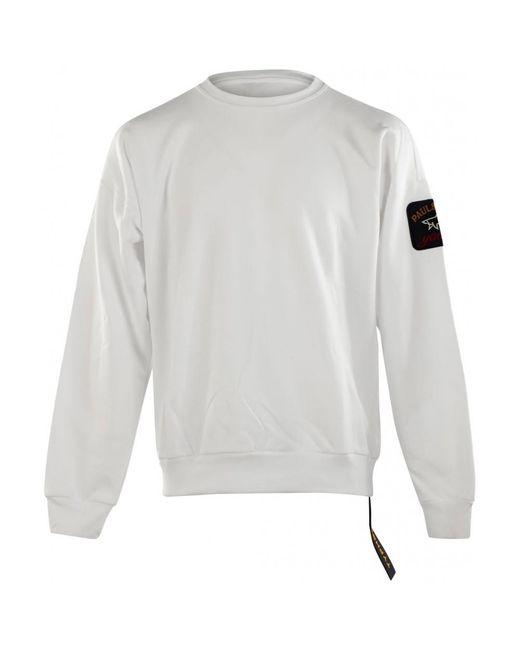 Shirt di Paul & Shark in White da Uomo