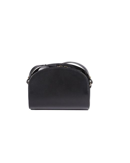 Hand Bags Negro A.P.C. de color Black