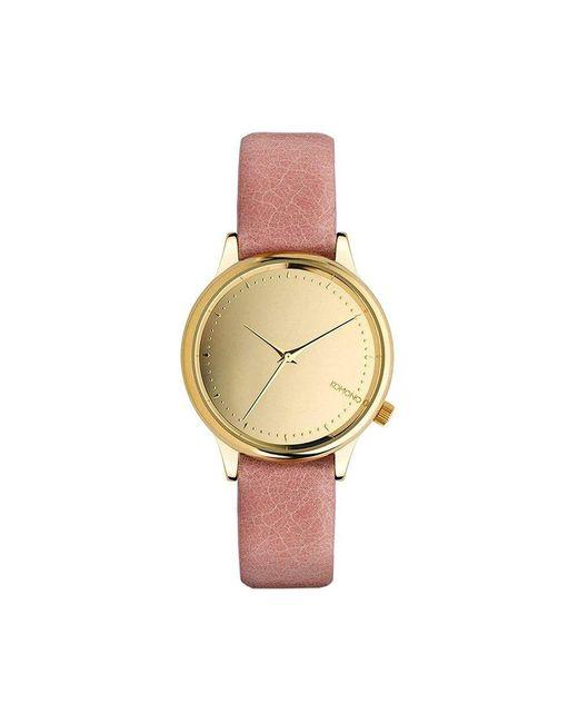 Watch - W2870 Komono en coloris Pink