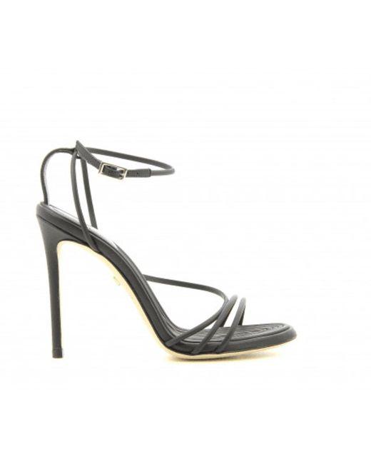 Grey Mer Sandals in het Black