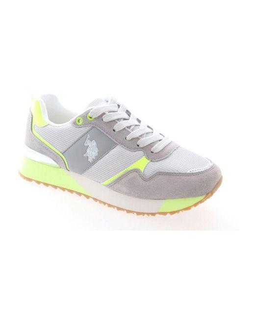 U.S. POLO ASSN. Sneaker in het Gray