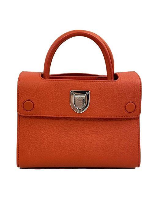 Evere bag Dior en coloris Orange