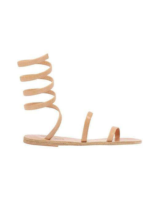 Ofis nappa leather sandals Ancient Greek Sandals en coloris Natural