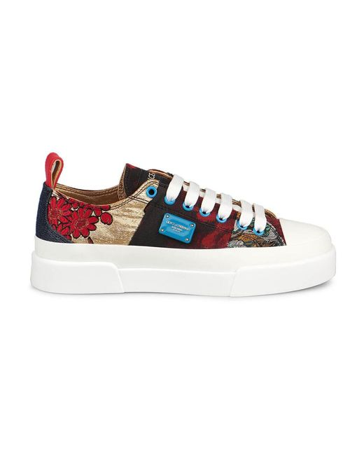 Dolce & Gabbana Sneakers in het White