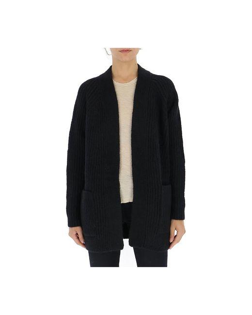 Dolce & Gabbana Cardi-coat in het Black