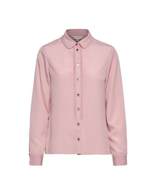 Ted Baker Saiige Bloes in het Pink