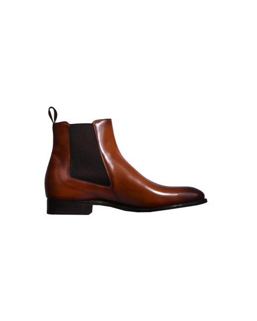 Carlos Santos Boots in het Brown voor heren