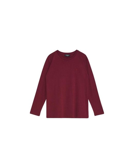 Ottod'Ame Sweater With Round Neck in het Multicolor