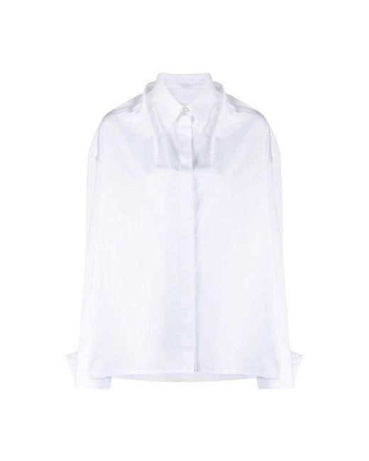 Jeordie's Shirt in het White