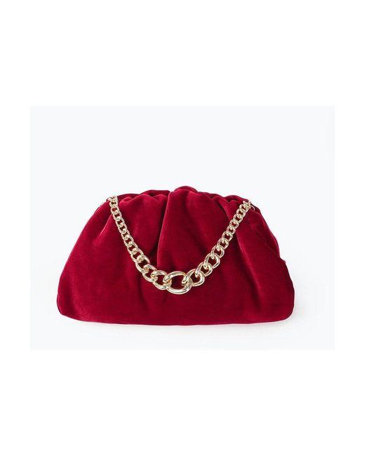 Bag Ermanno Scervino en coloris Red