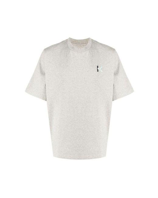 KENZO T-shirt in het Gray voor heren